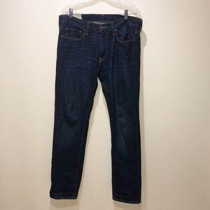 Men's Hollister Dark Wash Jeans 31 x 32